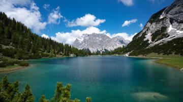 Aktivurlaub am Fuße der Zugspitze in Tirol