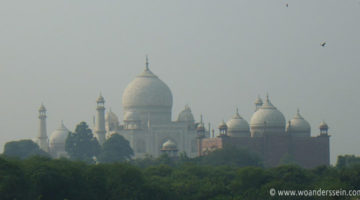 Taj Mahal – Nature Walk