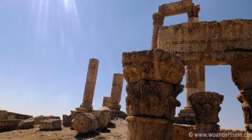Amman, der erste Tag