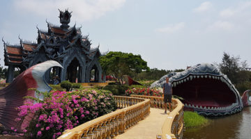 Ganz Thailand an einem Tag – Mueang Boran Freilichtmuseum