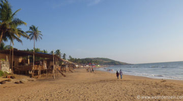 anjuna beach voller