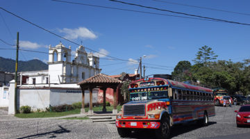 Auf Entdeckungstour in Antigua, Guatemala