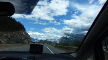 Unterwegs im Banff Nationalpark & weiter nach Vancouver