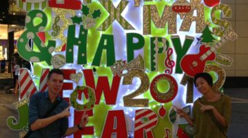 Jahresrückblick: 2012, der Beginn unserer Reise durch die Welt