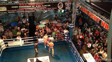 bangkok muaythai mbk fight night