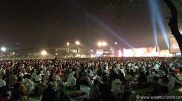 bangkok neujahr gebete