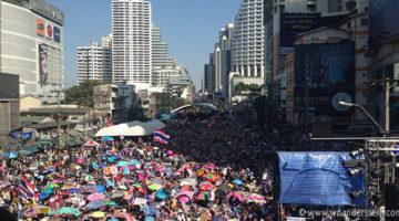 Aktuell in Bangkok? Hinweise zum Bangkok Shutdown!