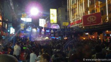 bangkok songkran khaosan