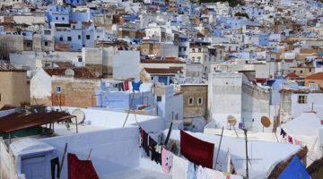 Chefchaouen – die blaue Stadt in den Bergen Marokkos