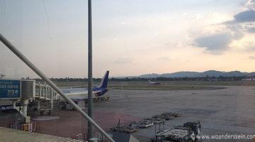 Von Bangkok nach Chiang Mai