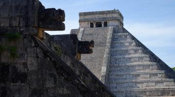 Chichén Itzá – unsere erste Maya Ruinenstadt in Mexiko