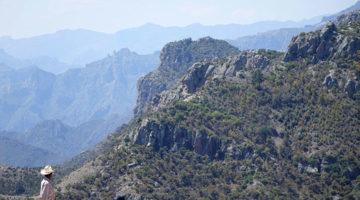 Mit dem Chepe Zug von Chihuahua nach Creel