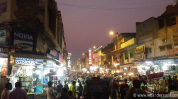 delhi paharganj abends
