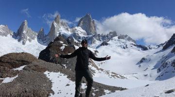 Wanderung zum Fitz Roy in El Chalten
