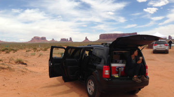 Reisekosten – Roadtrip durch den Westen der USA