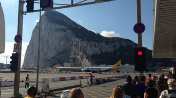 Auf ein Pint nach Gibraltar – von Spanien zu Fuss nach England