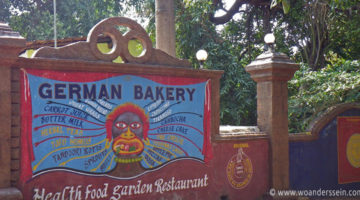 German Bakery in Anjuna