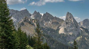 Naturpark Ammergauer Alpen, entspannter Urlaub in den Bergen
