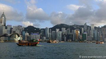 Avenue of Stars und köstlich heiße Dim Sum in Hongkong