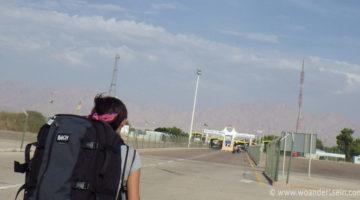 Von Eilat nach Aqaba