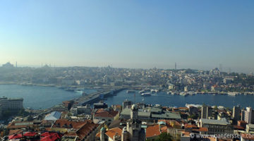 Sightseeing in Istanbul Tag 2