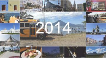 Jahresrückblick: In 19 Fotos durch unser Reisejahr 2014