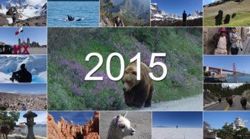 Jahresrückblick: In 24 Fotos durch unser Reisejahr 2015