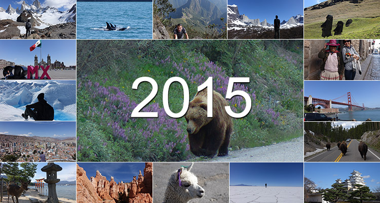 Reiserückblick 2015