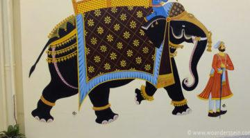 Von Agra nach Jaipur