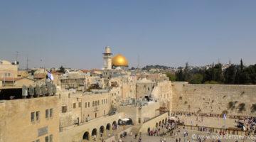 Letzter Tag in Jerusalem