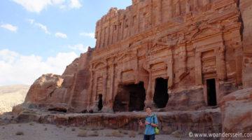 Felsenstadt Petra – Geschichte in Fels gemeißelt
