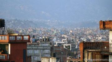 Bye bye Bangkok, Namaste Kathmandu