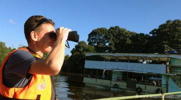 Klias Wetland River Cruise nähe Kota Kinabalu