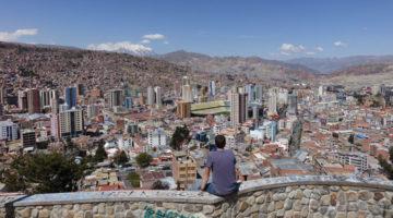 La Paz, die verrückteste Stadt der Welt?