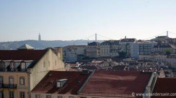 Bergauf, Bergab in Lissabon