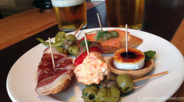 Viva Espana, auf Tapas Tour in Madrid