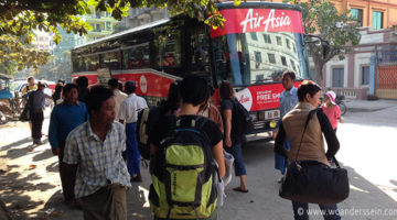mandalay airasua shuttlebus