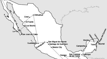 Mexiko & Guatemala in 6 Monaten, ein pers. Langsamkeitsrekord