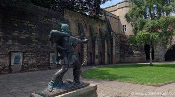 Zwischenstopp bei Robin Hood