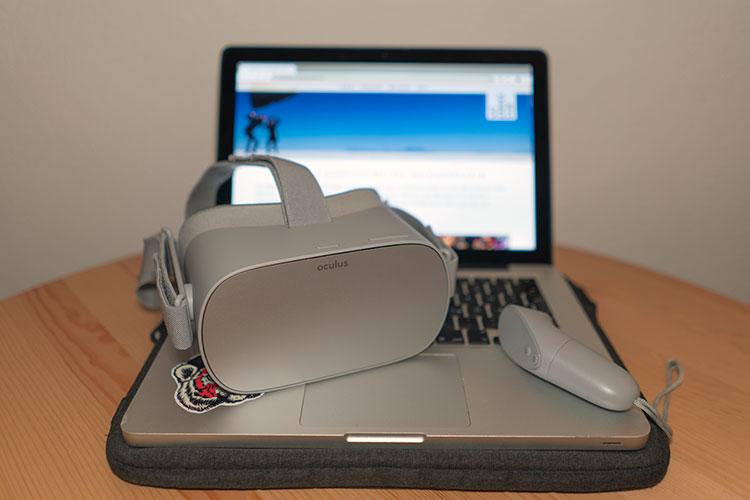 Oculus Go Produkfoto
