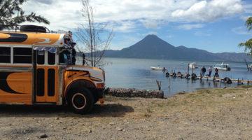 Der Atitlán See, das perfekte Postkartenmotiv