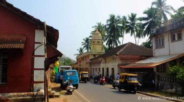 Goas Hauptstadt Panaji