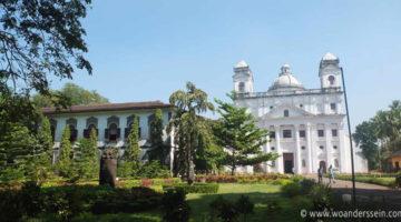 Panaji und Old Goa