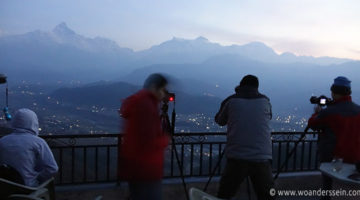 Traumhaftes Annapurna Gebirge