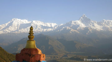 Pokhara und seine Sehenswürdigkeiten