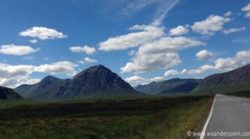 Roadtrip durch die schottischen Highlands