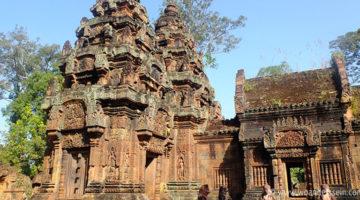 Angkor und seine unglaublichen Tempelanlagen