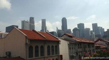 Alles Picobello im Vergnügungspark Singapur