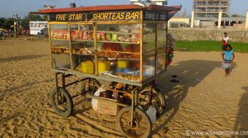 Von Negombo zurück ins wuselige Bangkok