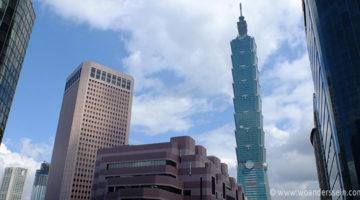 Taipei, Karaoke Bars und der schnellste Aufzug der Welt
